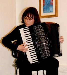 Tamara Deferri - Piano Teacher and Piano accordion teacher